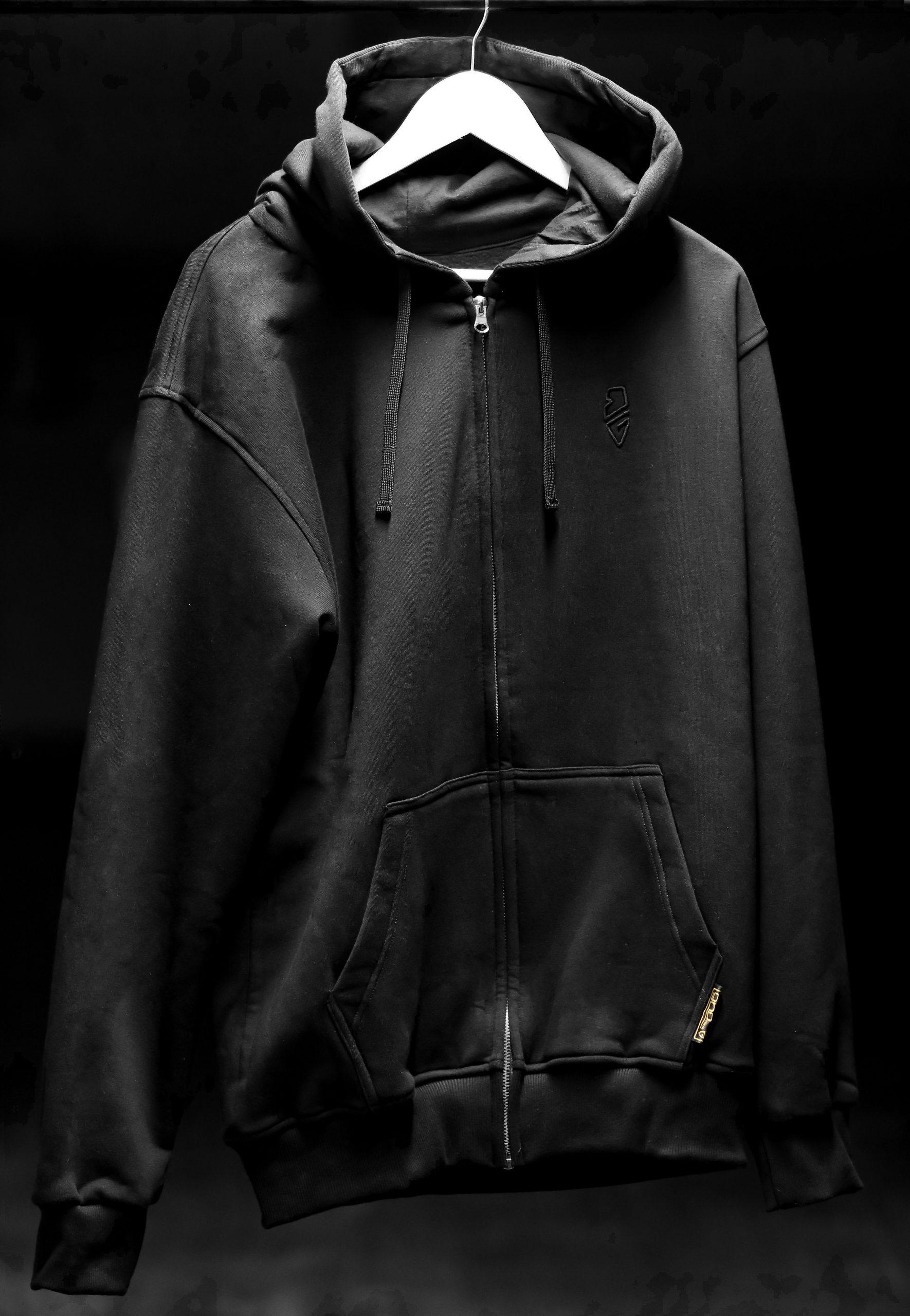 Černá mikina GnBnine General