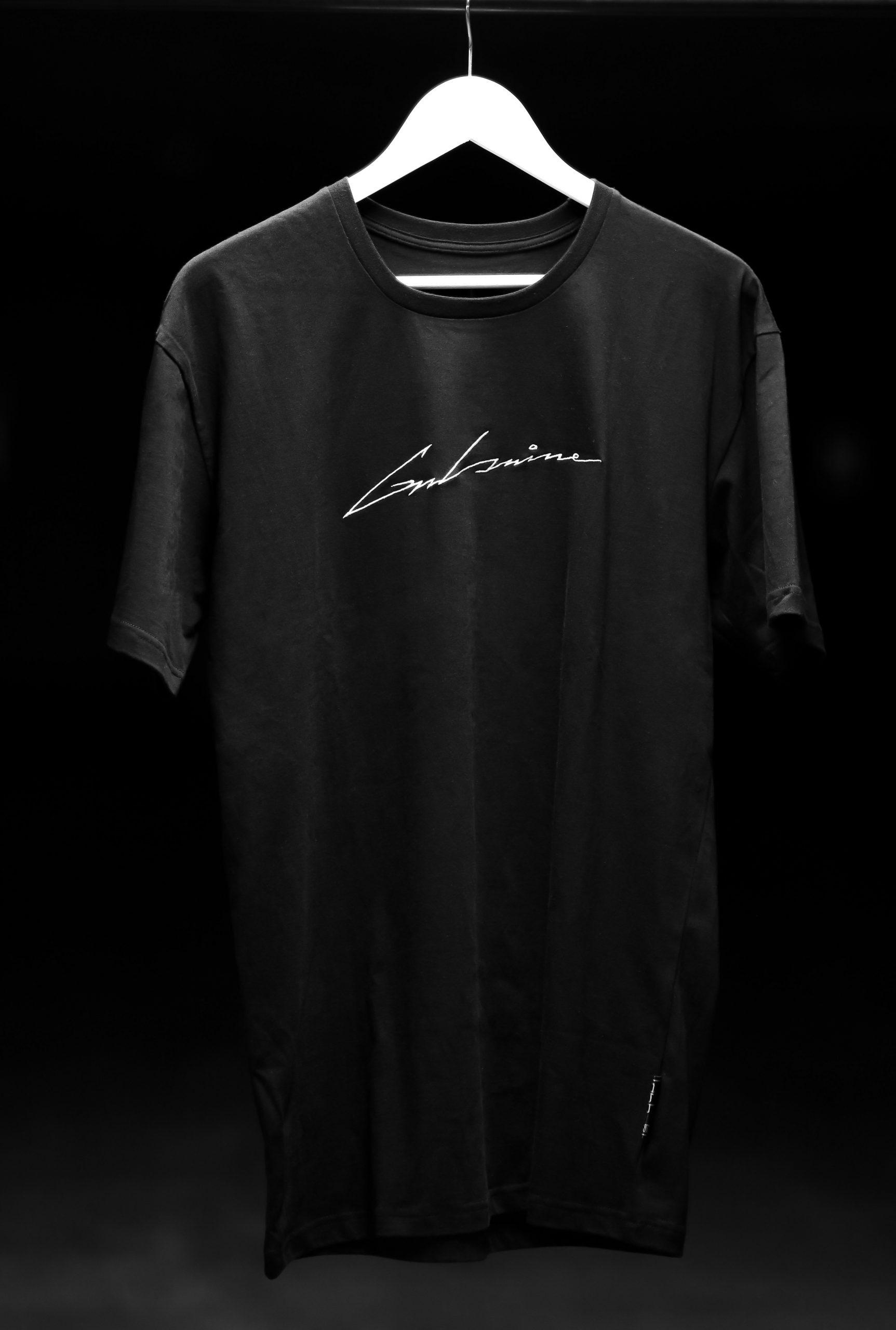 Černé tričko GnBnine Charlie