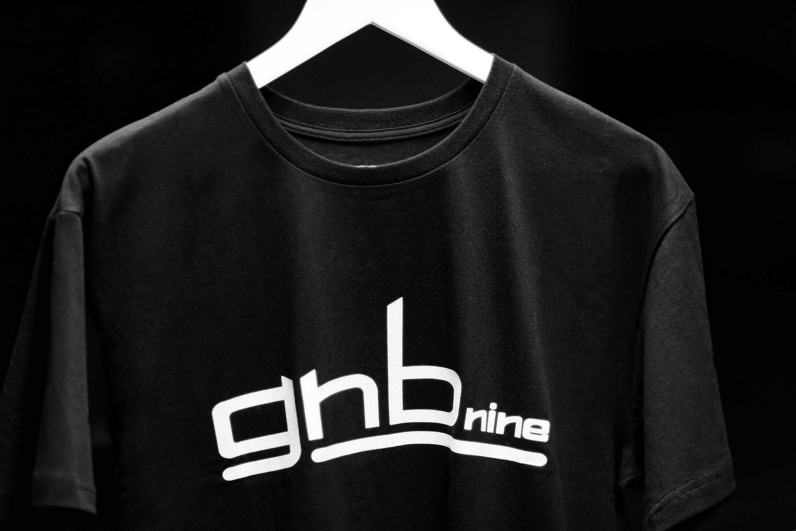 Černé tričko GnBnine Maverick